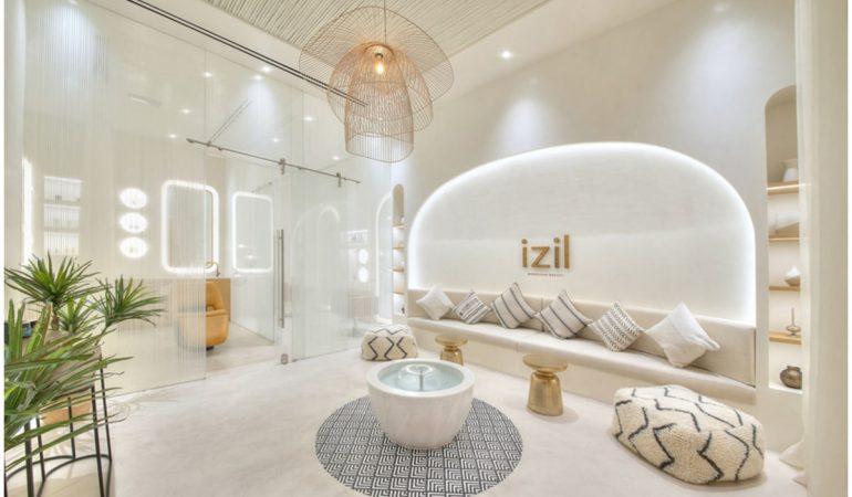 La culture amazighe à l'honneur du Design Retail à Dubai – Izil Beauty